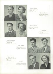 Page 12, 1951 Edition, Montgomery Township High School - Beacon Yearbook (Arcadia, PA) online yearbook collection
