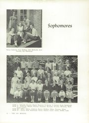 Page 17, 1951 Edition, Montgomery Township High School - Beacon Yearbook (Arcadia, PA) online yearbook collection