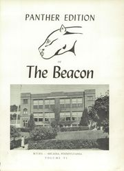 Page 5, 1951 Edition, Montgomery Township High School - Beacon Yearbook (Arcadia, PA) online yearbook collection