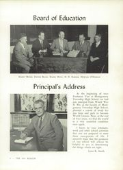 Page 7, 1951 Edition, Montgomery Township High School - Beacon Yearbook (Arcadia, PA) online yearbook collection