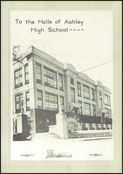 Page 9, 1950 Edition, Ashley High School - Rocket Yearbook (Ashley, PA) online yearbook collection