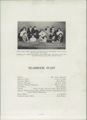 Page 17, 1952 Edition, Auburn High School - Maroon and Gold Yearbook (Auburn, PA) online yearbook collection