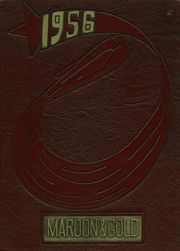 Page 1, 1956 Edition, Auburn High School - Maroon and Gold Yearbook (Auburn, PA) online yearbook collection