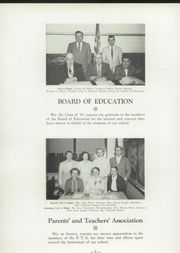 Page 12, 1956 Edition, Auburn High School - Maroon and Gold Yearbook (Auburn, PA) online yearbook collection