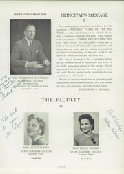 Page 13, 1956 Edition, Auburn High School - Maroon and Gold Yearbook (Auburn, PA) online yearbook collection
