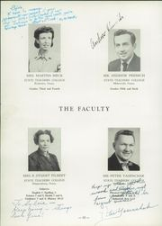Page 14, 1956 Edition, Auburn High School - Maroon and Gold Yearbook (Auburn, PA) online yearbook collection