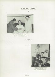 Page 16, 1956 Edition, Auburn High School - Maroon and Gold Yearbook (Auburn, PA) online yearbook collection