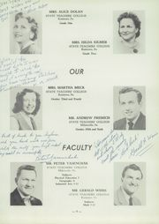 Page 13, 1957 Edition, Auburn High School - Maroon and Gold Yearbook (Auburn, PA) online yearbook collection