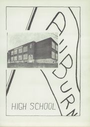 Page 7, 1957 Edition, Auburn High School - Maroon and Gold Yearbook (Auburn, PA) online yearbook collection