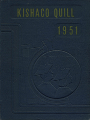 1951 Edition, Menno Union Township High School - Kishaco Quill Yearbook (Belleville, PA)