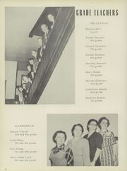 Page 10, 1951 Edition, Menno Union Township High School - Kishaco Quill Yearbook (Belleville, PA) online yearbook collection