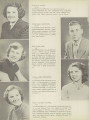 Page 12, 1951 Edition, Menno Union Township High School - Kishaco Quill Yearbook (Belleville, PA) online yearbook collection
