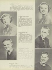Page 13, 1951 Edition, Menno Union Township High School - Kishaco Quill Yearbook (Belleville, PA) online yearbook collection