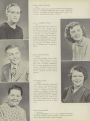 Page 14, 1951 Edition, Menno Union Township High School - Kishaco Quill Yearbook (Belleville, PA) online yearbook collection