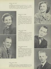 Page 15, 1951 Edition, Menno Union Township High School - Kishaco Quill Yearbook (Belleville, PA) online yearbook collection