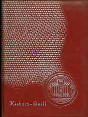 1954 Edition, Menno Union Township High School - Kishaco Quill Yearbook (Belleville, PA)