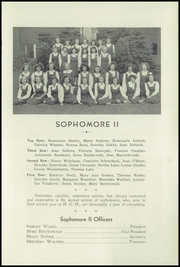 Page 17, 1946 Edition, Holy Ghost High School - Paraclete Yearbook (West View, PA) online yearbook collection