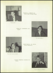 Page 11, 1959 Edition, Chestnut Hill Academy - Caerulean Yearbook (Chestnut Hill, PA) online yearbook collection
