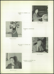 Page 12, 1959 Edition, Chestnut Hill Academy - Caerulean Yearbook (Chestnut Hill, PA) online yearbook collection
