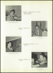 Page 13, 1959 Edition, Chestnut Hill Academy - Caerulean Yearbook (Chestnut Hill, PA) online yearbook collection