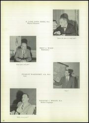 Page 14, 1959 Edition, Chestnut Hill Academy - Caerulean Yearbook (Chestnut Hill, PA) online yearbook collection