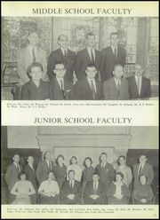 Page 15, 1959 Edition, Chestnut Hill Academy - Caerulean Yearbook (Chestnut Hill, PA) online yearbook collection