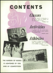 Page 10, 1959 Edition, Franklin East Taylor Township High School - Jayonian Yearbook (Conemaugh, PA) online yearbook collection