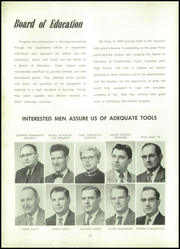 Page 14, 1959 Edition, Franklin East Taylor Township High School - Jayonian Yearbook (Conemaugh, PA) online yearbook collection