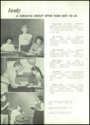 Page 16, 1959 Edition, Franklin East Taylor Township High School - Jayonian Yearbook (Conemaugh, PA) online yearbook collection