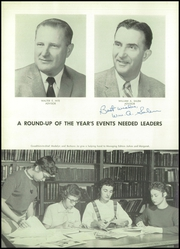 Page 8, 1959 Edition, Franklin East Taylor Township High School - Jayonian Yearbook (Conemaugh, PA) online yearbook collection