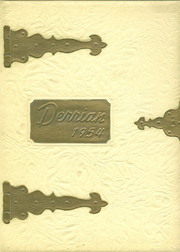 Page 1, 1954 Edition, Derry Borough High School - Derrian Yearbook (Derry, PA) online yearbook collection