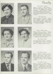 Page 10, 1954 Edition, Derry Borough High School - Derrian Yearbook (Derry, PA) online yearbook collection