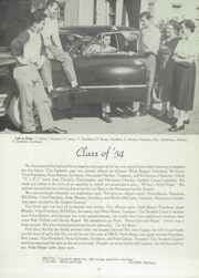 Page 13, 1954 Edition, Derry Borough High School - Derrian Yearbook (Derry, PA) online yearbook collection