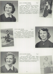 Page 14, 1954 Edition, Derry Borough High School - Derrian Yearbook (Derry, PA) online yearbook collection