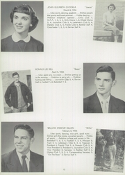 Page 16, 1954 Edition, Derry Borough High School - Derrian Yearbook (Derry, PA) online yearbook collection