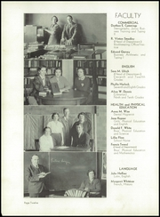 Page 16, 1938 Edition, Downington High School - Cuckoo Yearbook (Downington, PA) online yearbook collection