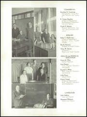 Page 16, 1939 Edition, Downington High School - Cuckoo Yearbook (Downington, PA) online yearbook collection