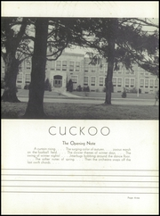 Page 7, 1939 Edition, Downington High School - Cuckoo Yearbook (Downington, PA) online yearbook collection