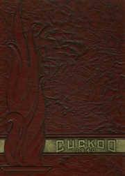 1940 Edition, Downington High School - Cuckoo Yearbook (Downington, PA)