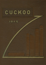 1945 Edition, Downington High School - Cuckoo Yearbook (Downington, PA)
