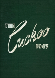 1947 Edition, Downington High School - Cuckoo Yearbook (Downington, PA)