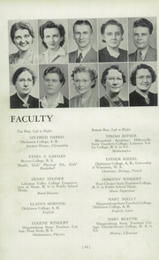 Page 14, 1943 Edition, Enola High School - Enolian Yearbook (Enola, PA) online yearbook collection