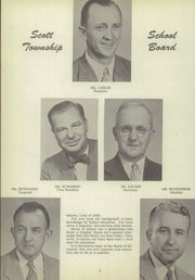 Page 12, 1956 Edition, Scott Township High School - Rocket Yearbook (Espy, PA) online yearbook collection