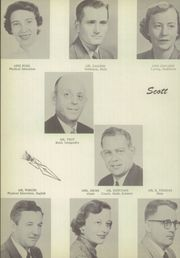 Page 14, 1956 Edition, Scott Township High School - Rocket Yearbook (Espy, PA) online yearbook collection