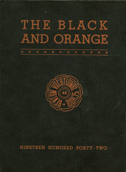 1942 Edition, Benton Vocational High School - Black and Orange Yearbook (Benton, PA)