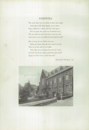 Page 10, 1930 Edition, Mount St Joseph Academy - Sheaf Yearbook (Philadelphia, PA) online yearbook collection