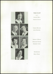 Page 10, 1935 Edition, Mount St Joseph Academy - Sheaf Yearbook (Philadelphia, PA) online yearbook collection