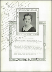 Page 12, 1935 Edition, Mount St Joseph Academy - Sheaf Yearbook (Philadelphia, PA) online yearbook collection