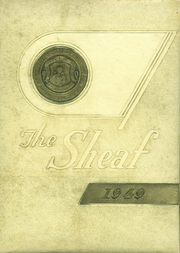 Mount St Joseph Academy - Sheaf Yearbook (Philadelphia, PA) online yearbook collection, 1949 Edition, Page 1