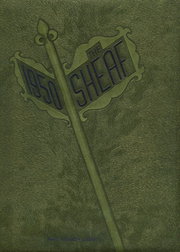 Mount St Joseph Academy - Sheaf Yearbook (Philadelphia, PA) online yearbook collection, 1950 Edition, Page 1